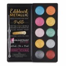 Sweet Sticks - Edible Art Metallic Colors Paint Palette thumbnail