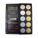 Sweet Sticks - Edible Art Metallic Gold&Silver Paint Palette thumbnail