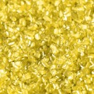 RD Baby Yellow- Pearlescent Sugar Crystal Sprinkles 50g thumbnail