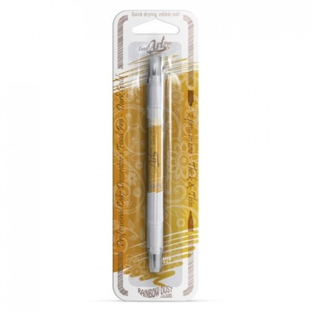 RD Food art Pen - Dark Gold