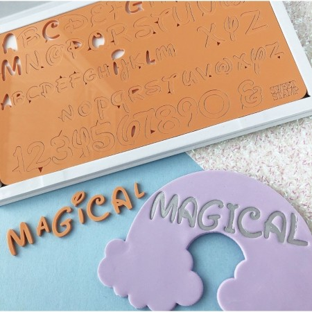 Sweet Stamp - Magical