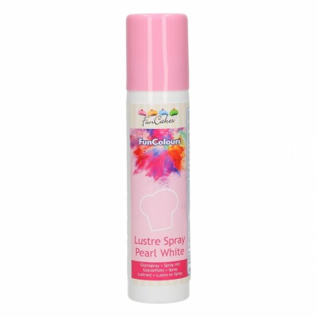 FC FunColours Metallic Spray- Pearl White 100ml