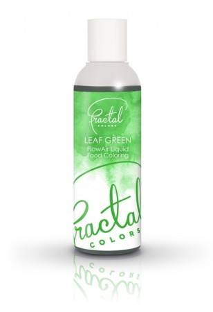 Fractal FlowAir Liquid Airbrush - Leaf Green
