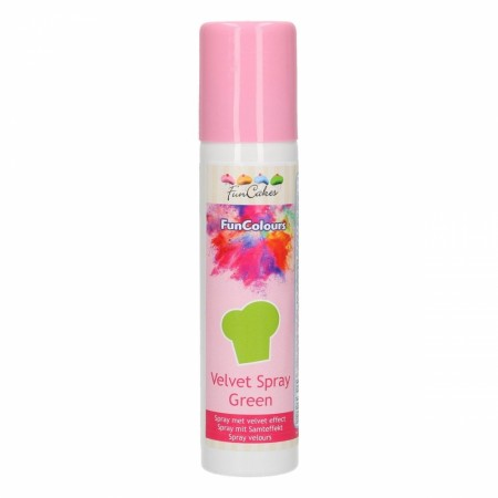 FC FunColours Velvet  Spray- Green 100ml