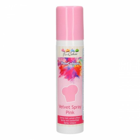 FC FunColours Velvet  Spray- Pink 100ml