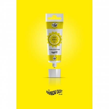 RD ProGel pastafarge -Yellow