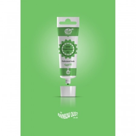 RD ProGel pastafarge -Bright Green