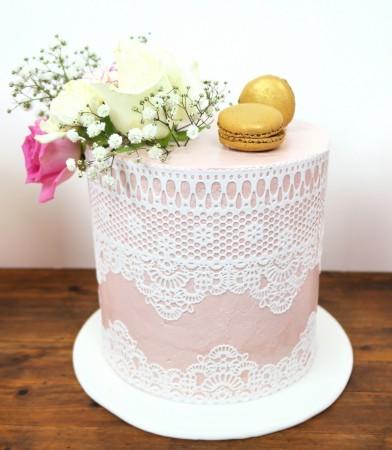 Cake Lace & Lace Matter