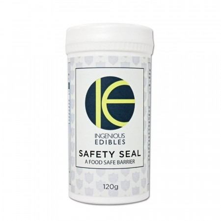 120 g Safety Seal  - Ingenious Edibles