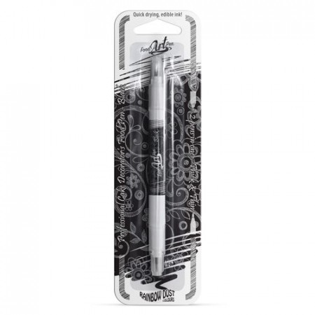 RD Food art Pen - Svart