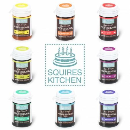 Squires Kitchen gelfarger